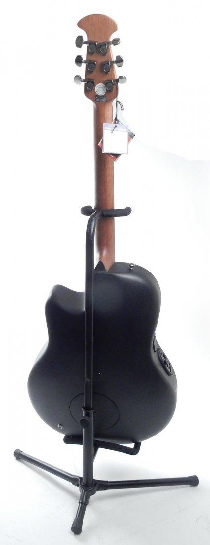 Michael Godard, Embellished Guitar - 8