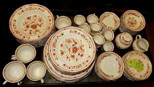 "Wedgwood Dinner Set, ""Kashmar"" Pattern"