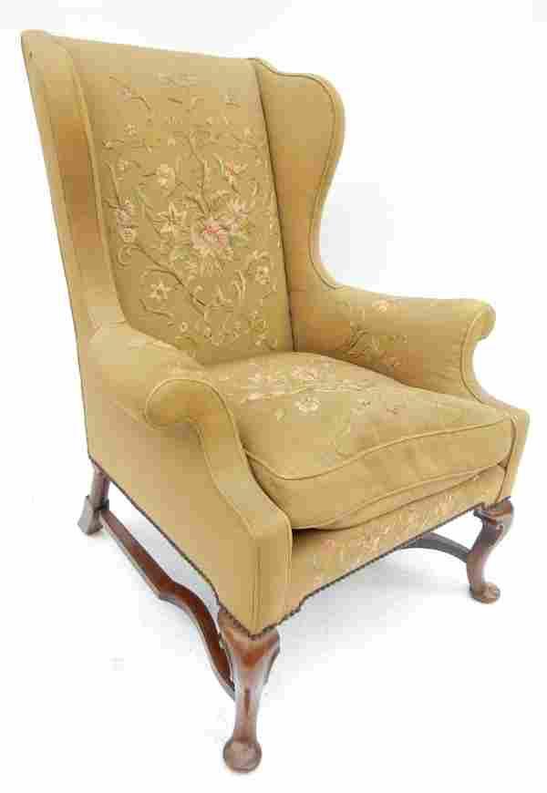 Schmieg & Kotzian Wing Chair