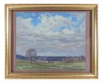 Louise M. Kamp - Landscape