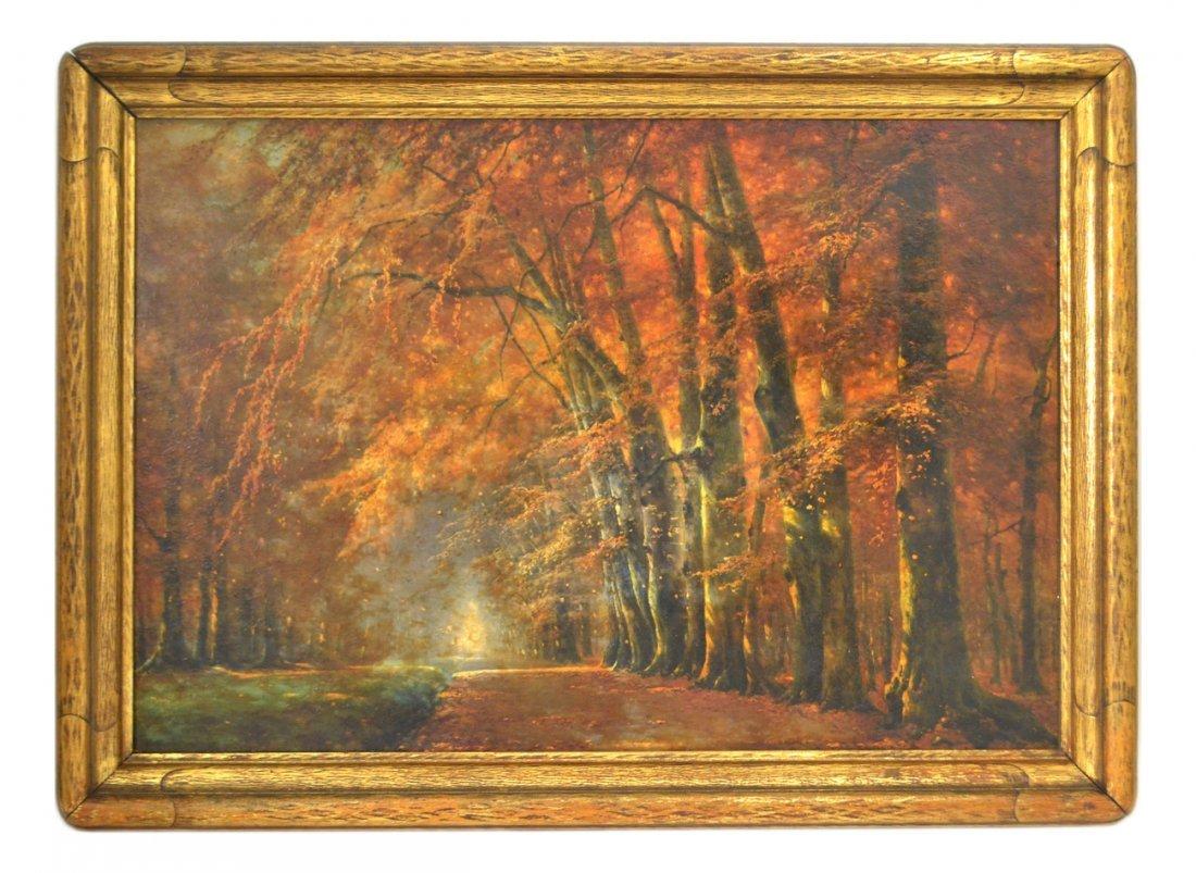 Ottilie Von Minden, Landscape