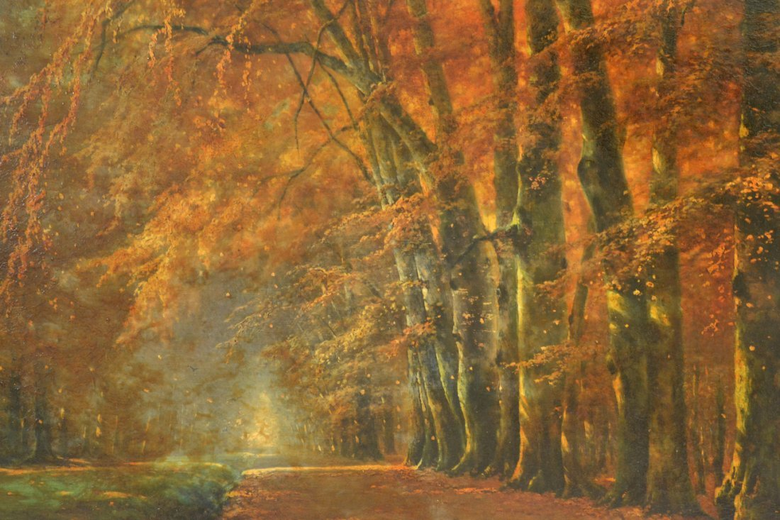 Ottilie Von Minden, Landscape - 2