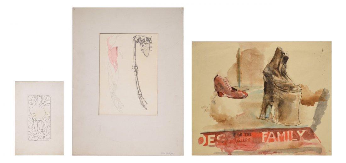 Alex Gnidziejko, Three Original Works