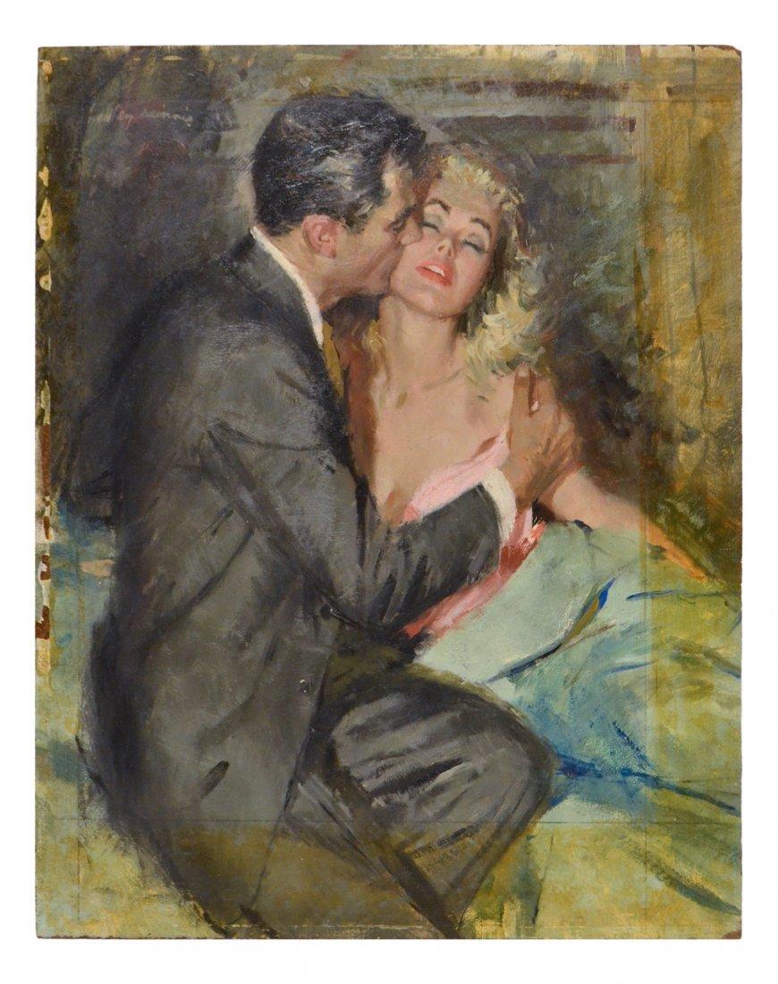 Morgan Kane, Passionate Kiss