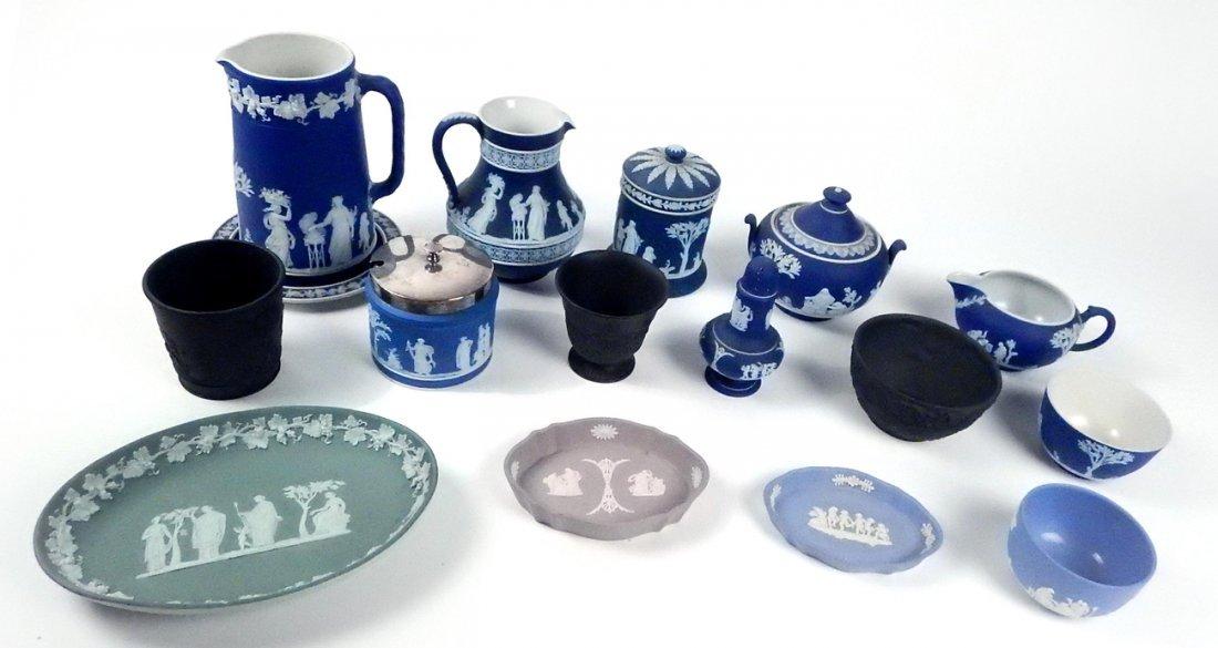 Vintage Wedgwood Jasperware Articles