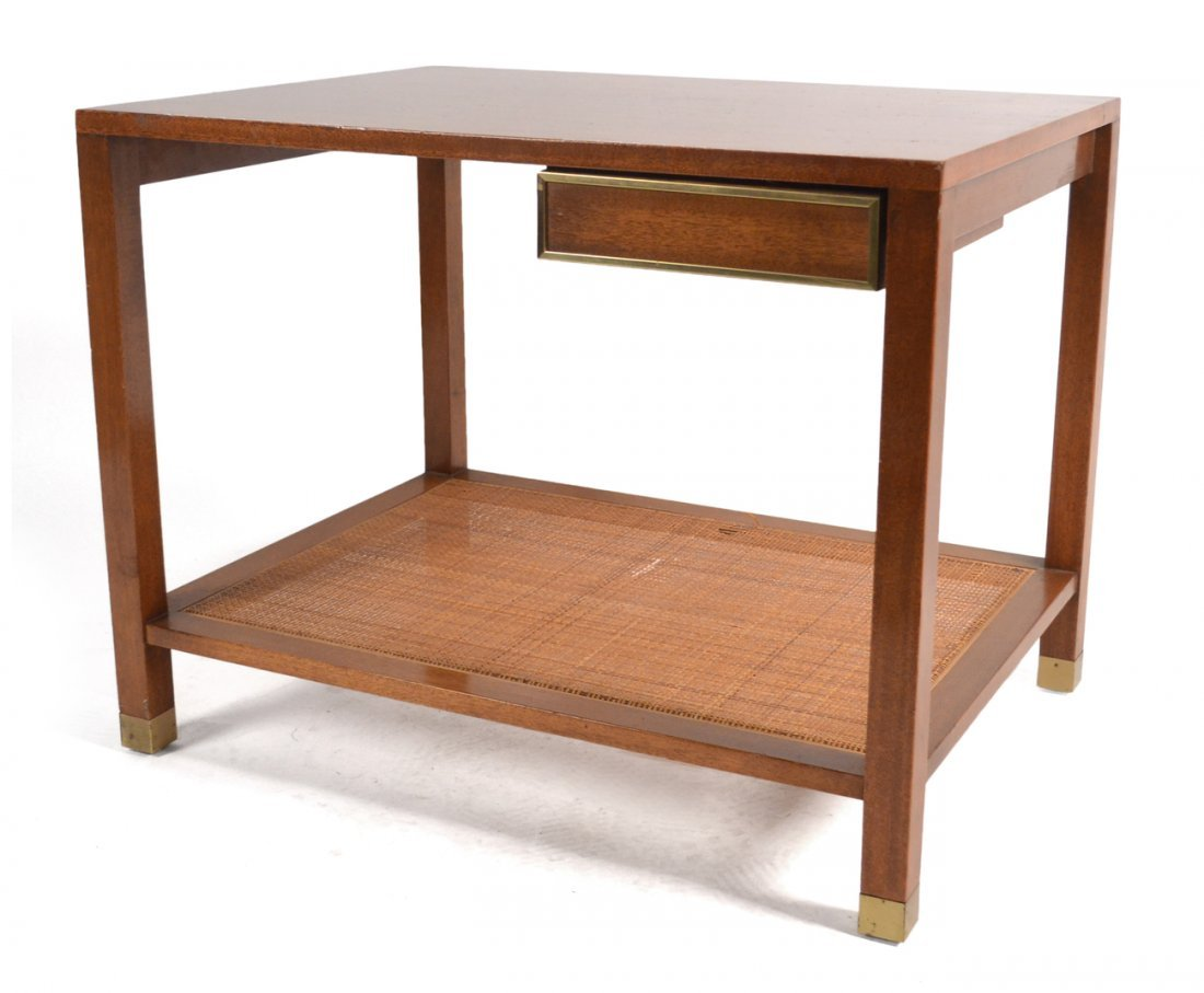 Modern Two-Tier Table