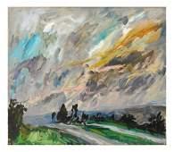Raoul Middleman - Landscape