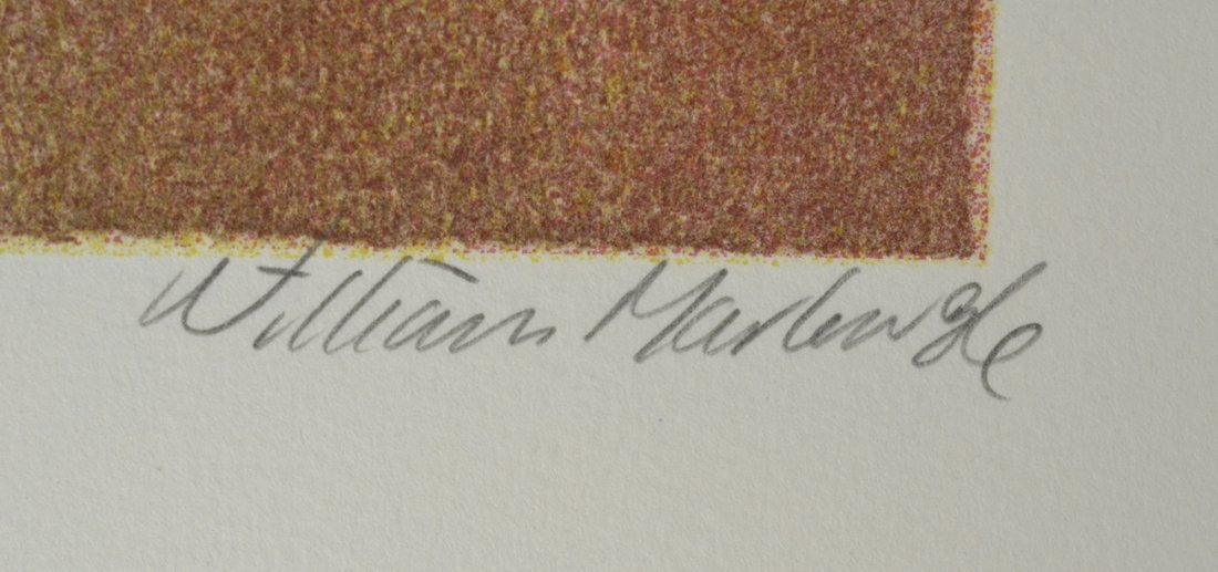 William Marlow, 13 Signed Lithographs - 6