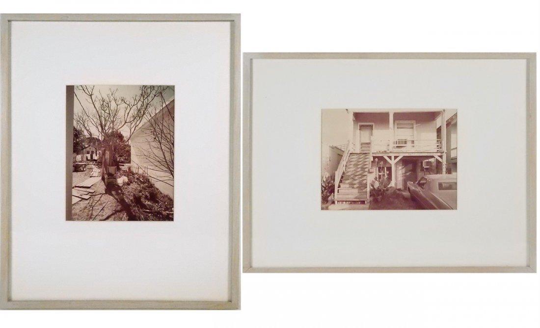 Stephen Shore - Two Photographs 1975/76