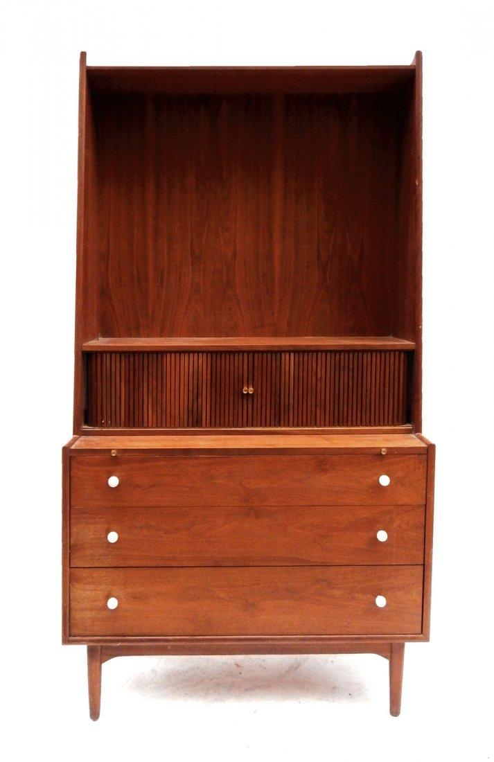 Drexel Mid-Century Modern Secretary Desk - 2