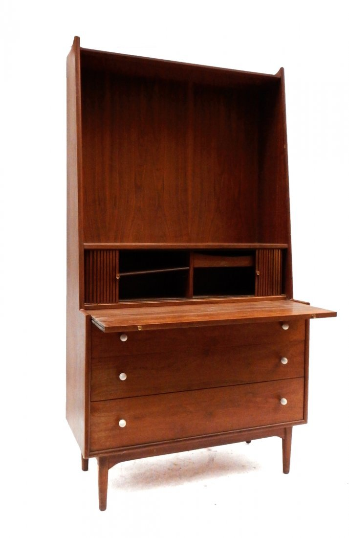 Drexel Mid-Century Modern Secretary Desk - 3