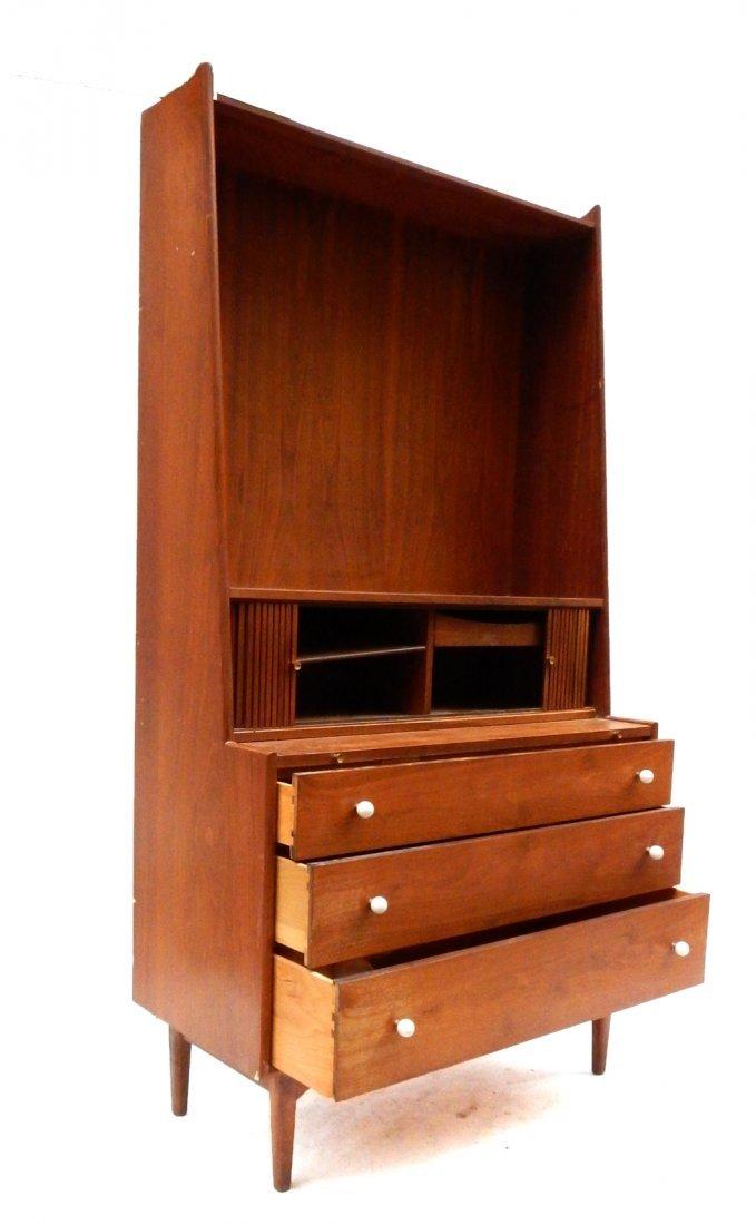 Drexel Mid-Century Modern Secretary Desk - 4