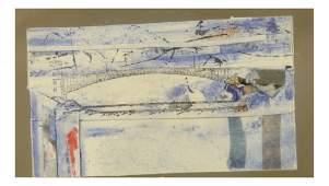 Julia Whitney, Oil on Paper