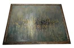 Stephen Magada, Oil on Canvas - Abstract