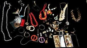 Mad Men Era Costume Jewelry