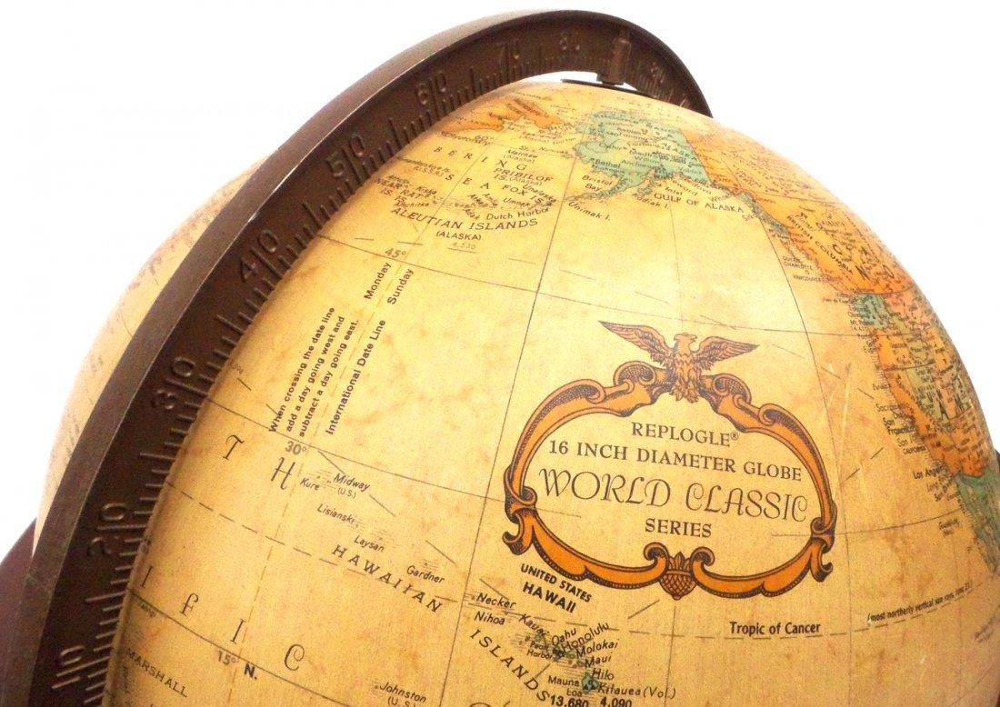 Vintage Globe by Replogle Globes, Inc. - 6