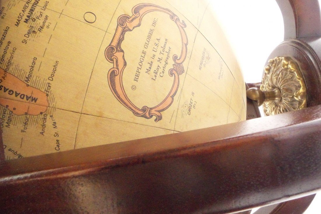 Vintage Globe by Replogle Globes, Inc. - 7