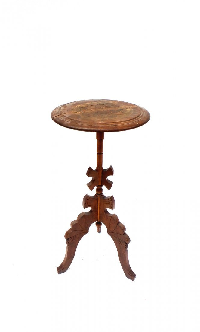 Victorian Plant Stand - 2