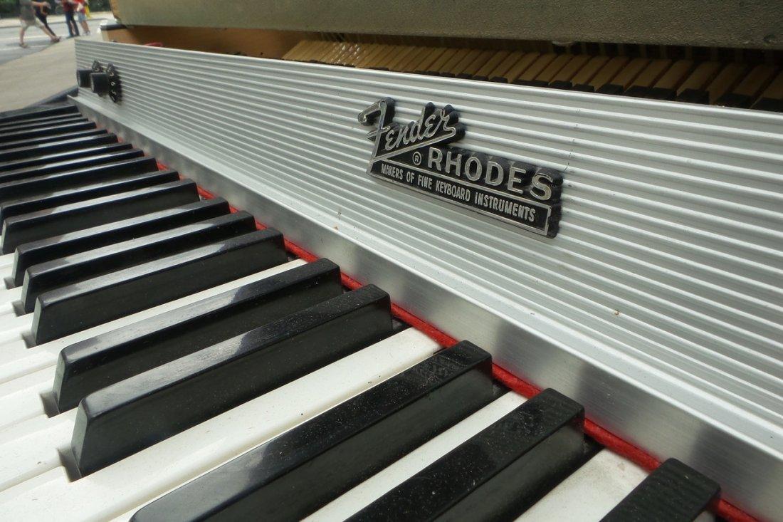 Vintage Fender Rhodes Stage Piano - 7