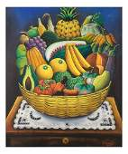 Andre Normil, Bowl of Fruit