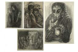 L. Gurdus, Four Works