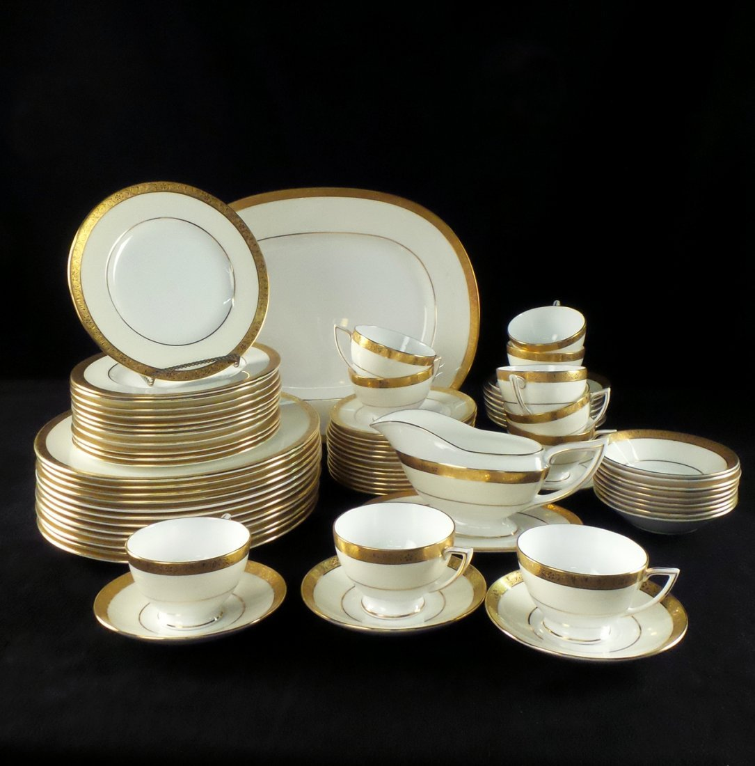 Minton Bone China Partial Service