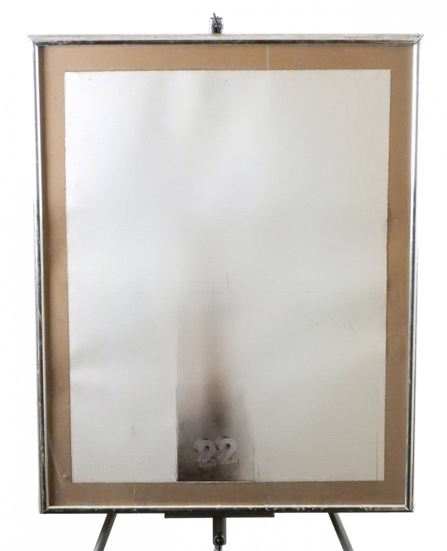 Modern Contemporary Lithograph, Abstract