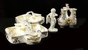 Six Assorted Ceramic Articles