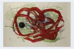Joan Miro Lithograph Series I