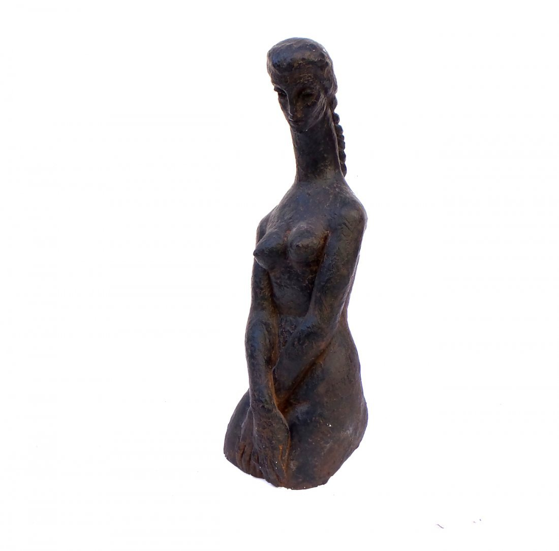 Modern Composition Sculpture, Nude
