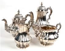 Sterling Tea/Coffee Set