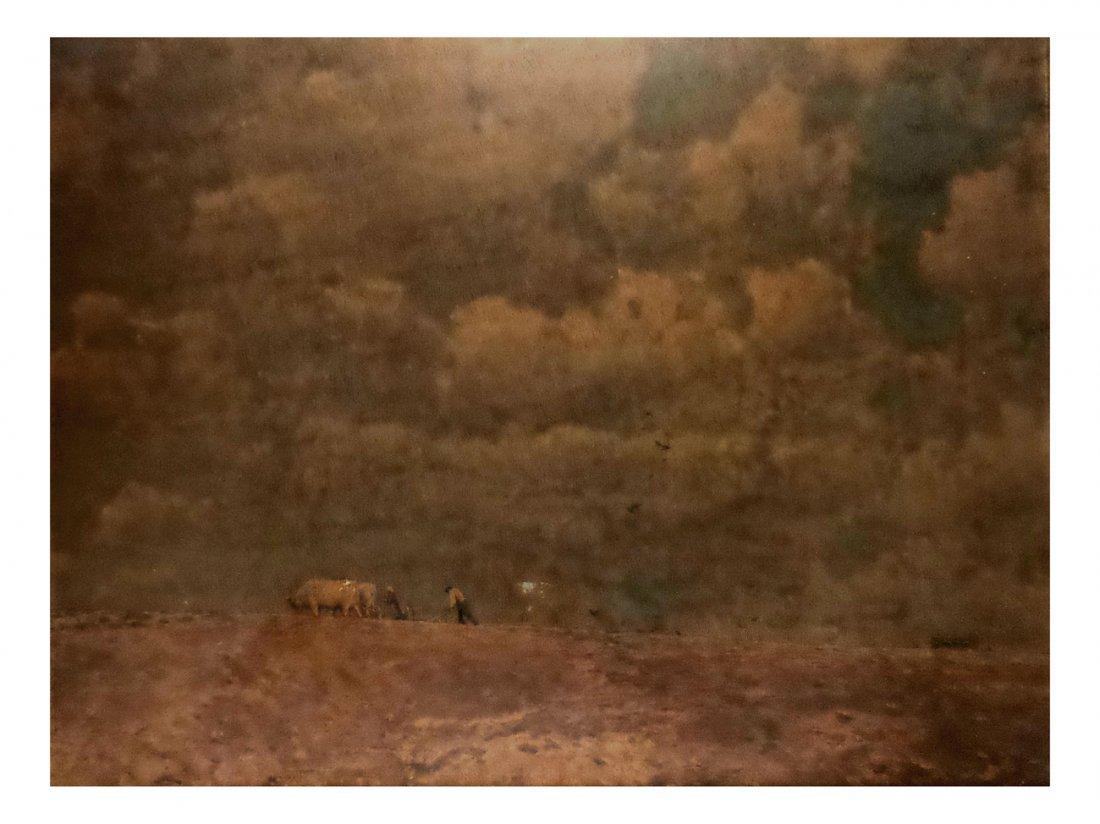 """Copy of """"The Plower"""", Eugene Bracht"""