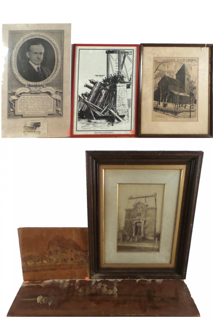 Six Works of Art
