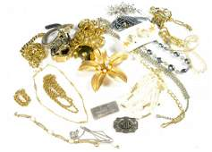 Vintage Designer Costume Jewelry