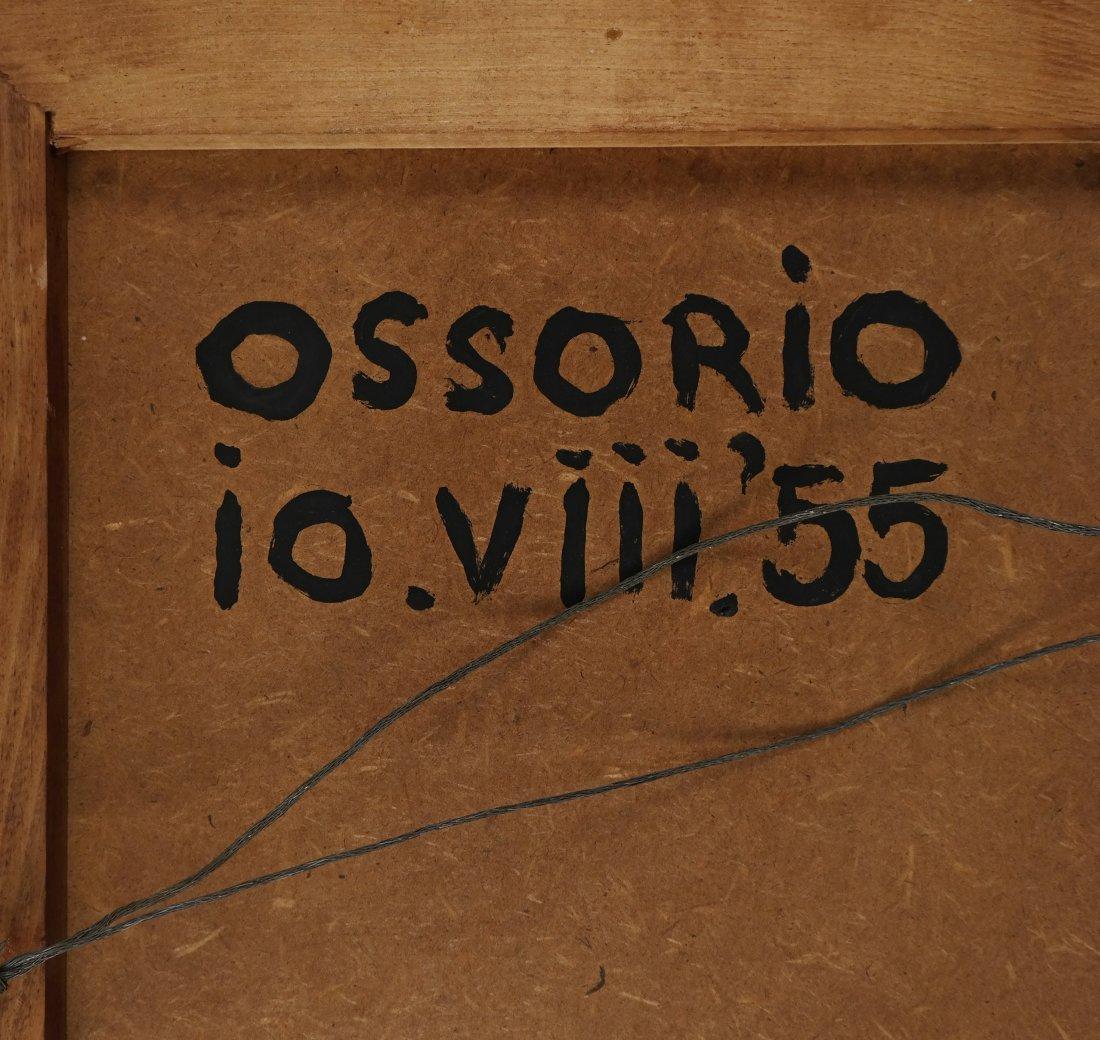 Alfonso Ossorio, Oil on Masonite - 8