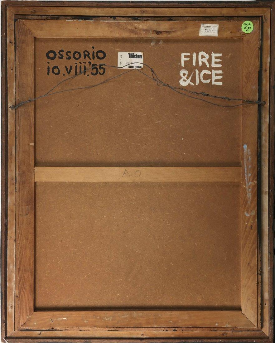Alfonso Ossorio, Oil on Masonite - 9