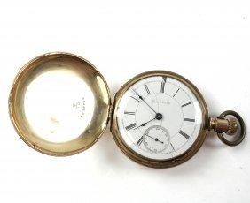 Rockford Gold-filled Pocket Watch
