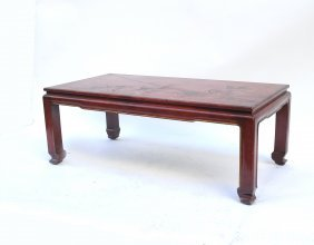 Chinoiserie Decorated Coffee Table