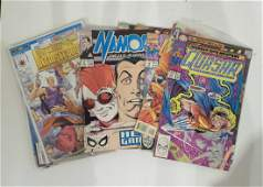 Group of 12 Assorted Comic Books