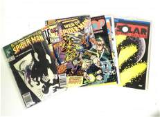 Group of 12 Assorted Comics