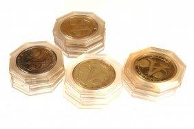 U.S. C.1967-1969 Project Apollo Medals