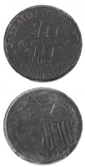 Poland Litzmannstadt Ghetto Token