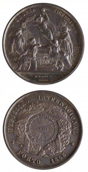 Portugal International Exposition Medal