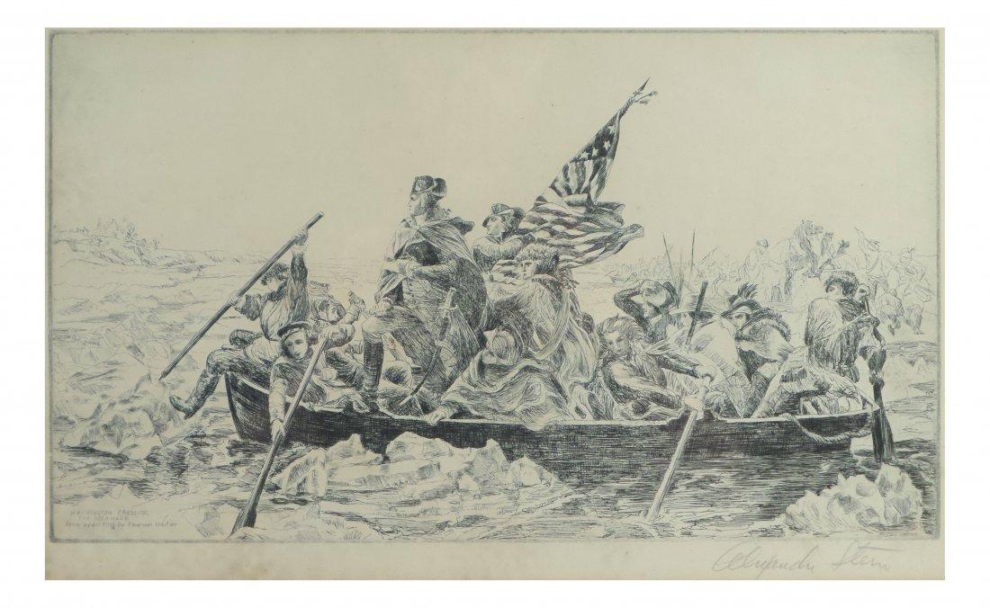A. Stern - George Washington