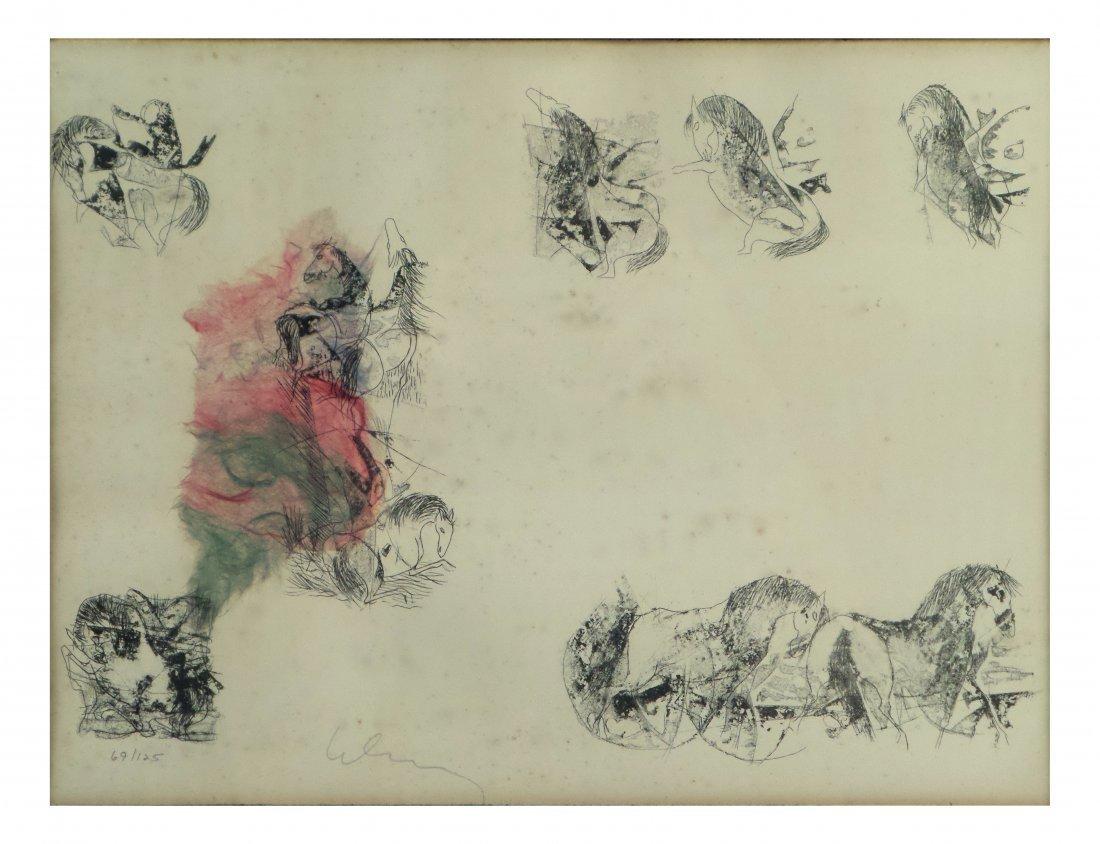 Lebadang - Horse Studies
