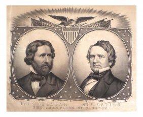 Fremont & Dayton - Campaign Jugate