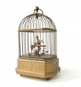 Bird Automaton