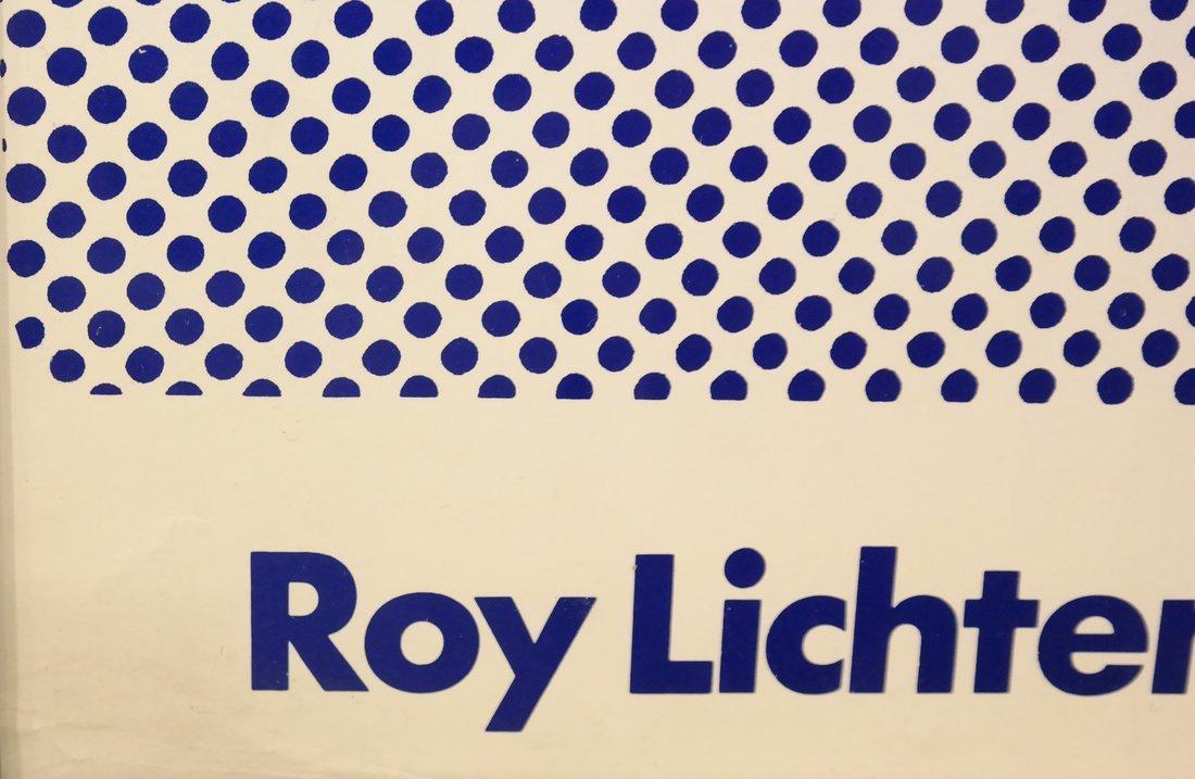 Roy Lichtenstein, 'Brushstroke', Exhibition Poster - 6