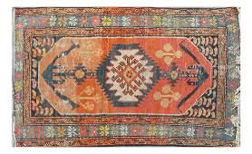 Hamadan Prayer Rug