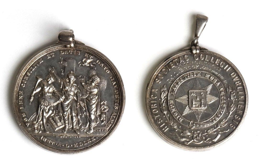 1919 Dublin Historical Society Medal